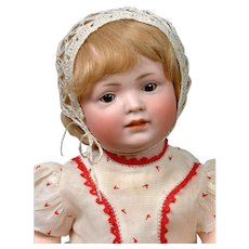 "Bahr & Proschild 585 Antique Character Baby 14"" -- What a Dear!"