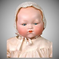 """Sweet Armand Marseille """"Dream Baby"""" Antique Character Doll 20"""""""