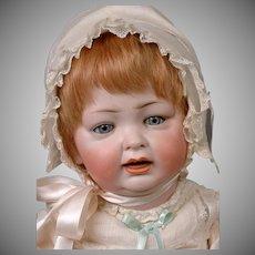 """Darling Hertel & Schwabb 152 Antique Character Baby 21"""""""