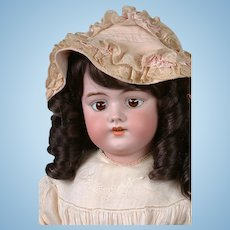 "Darling 25.5"" Antique Simon & Halbig 1079 DEP Doll"