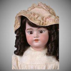 "Darling 25.5"" Antique Simon & Halbig 1079 DEP Doll"