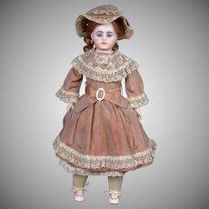 "Exquisite Simon & Halbig 940 Antique Fashion Doll 17"""