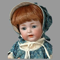 "Kammer & Reinhardt 122 Antique Character Baby Doll 14"""