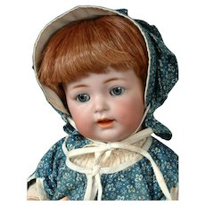 Kammer & Reinhardt 122 Antique Character Baby Doll 14""