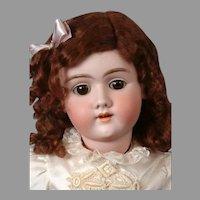 """Heinrich Handwerck 109 DEP Antique Doll 30"""""""