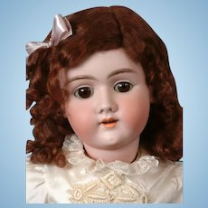 Heinrich Handwerck 109 DEP Antique Doll 30""