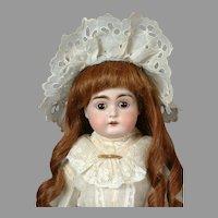 """16"""" Kestner 148 Antique Bisque Doll on Kidaline Body"""