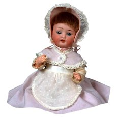 "Adorable 10"" Sonneberger Porzellanfabrik Baby Doll"