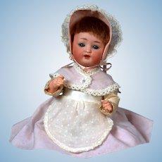 "Adorable 10"" Sonneberger Porzellanfabrik Baby Doll"