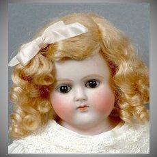 """Enchanting 15.5"""" Alt, Beck & Gottschalck Turned Shoulder Head Doll"""