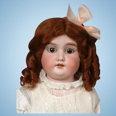 "23"" Rare Armand Marseille Antique Doll w/Unique Head-Cryer"
