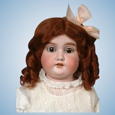 """23"""" Rare Armand Marseille Antique Doll w/Unique Head-Cryer"""