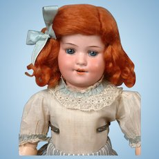 "Armand Marseille ""Baby Betty"" Ginger Antique Doll 14.5"""