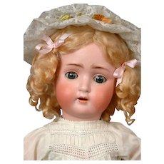 """""""Sweet Nell"""" Alt Beck & Gottschalk 1362 Antique Bisque Child Doll 20"""""""