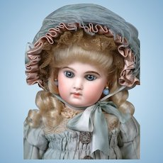 "18"" E8J Jumeau Bebe circa 1882"