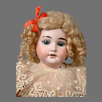 "Armand Marseille 1894 24"" Antique Bisque Child Doll French Trade"