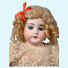 """Armand Marseille 1894 24"""" Antique Bisque Child Doll French Trade"""