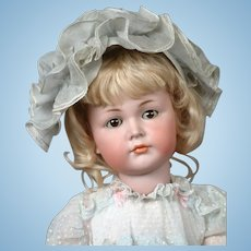 "Once in a Lifetime 25.5"" Kammer & Reinhardt 117 'Mein Liebling' All Antique German Character Doll"