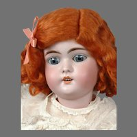 """Simon & Halbig 1079 DEP Antique Bisque Child Doll 22"""""""