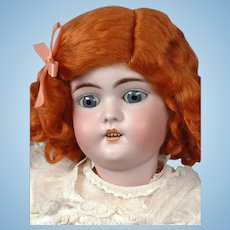 Simon & Halbig 1079 DEP Antique Bisque Child Doll 22""