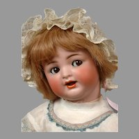 FLIRTY Kammer & Reinhardt 126 Antique Character Toddler 13""