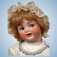 "FLIRTY Kammer & Reinhardt 126 Antique Character Toddler 13"""
