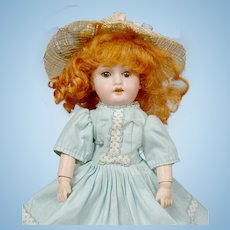 "Adorable 8"" Armand Marseille Girl on a Fully Jointed Original Body~So Cute!"