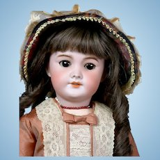 "The Sweetest 23"" SFBJ 301  French Bebe Doll Circa 1900-1905"