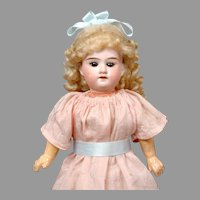 Darling Armand Marseilles 390 Girl in Sweet Pink Dress