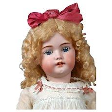 "Simon & Halbig / Handwerck 1079 DEP CLASSIC Antique Child Doll 28"""