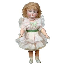 """13.5"""" Kestner 260 Antique Character Doll with ORIGINAL Body circa 1912"""