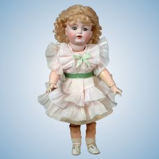 "13.5"" Kestner 260 Antique Character Doll with ORIGINAL Body circa 1912"