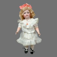 "*ABSOLUTELY DARLING* 13"" Kestner 260 Antique Character Doll with Original Body circa 1912"