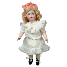 """*ABSOLUTELY DARLING* 13"""" Kestner 260 Antique Character Doll with Original Body circa 1912"""