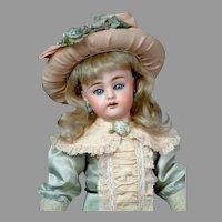 "Adorable 14"" Bahr & Proschild 297 in Blue Dress"