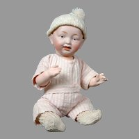"Sweet 12"" Closed Dome Kestner Character Baby"