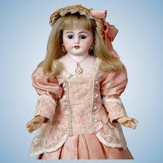 "Gorgeous *Super Rare* 15"" Simon & Halbig 1170 on Pink Kidskin Body"