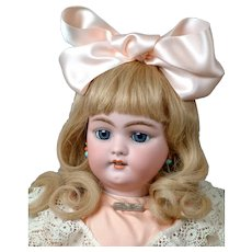 "Stupendous 23"" Simon & Halbig 1079 DEP Antique Bisque Doll ""The Most Beautiful Ever!"""