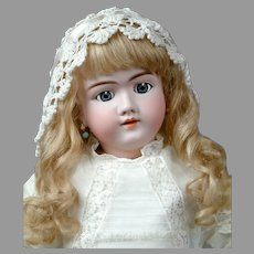 """Stunning 27.5"""" Angelic Handwerck 99 in All Antique Clothes and Shoes"""