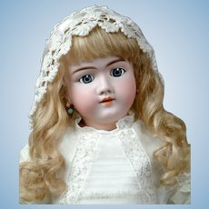 "Stunning 27.5"" Angelic Handwerck 99 in All Antique Clothes and Shoes"