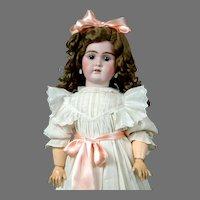 "25"" Bahr & Proschild 275 Dep Antique with Soulful Brown Sleep in Crispy Antique Whites"