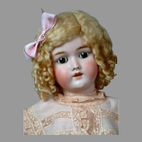 "Adorable 24"" Handwerck 69 in Pale Pink"