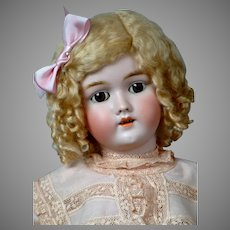 "Adorable 24"" Handwerck 69 in Pale Pink"