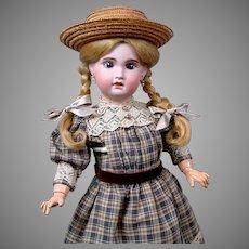 "17.5"" SFBJ Jumeau French Bebe Doll circa 1899-1905"