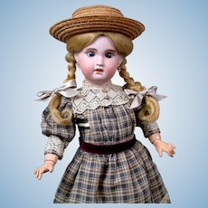 "17.5"" SFBJ Jumeau French Bebe Doll circa 1899-1905"