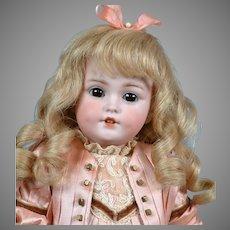 "14.5"" Rare  Simon & Halbig 1279 Character Child circa 1912 So Cute"