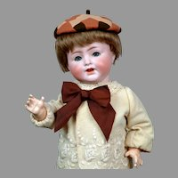 "Adorable 18"" Alt, Beck & Gottschalk Toddler on Jointed Body"