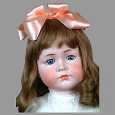 """Once in a Lifetime 27"""" Kammer & Reinhardt 117 'Mein Liebling' All Antique German Character Doll"""