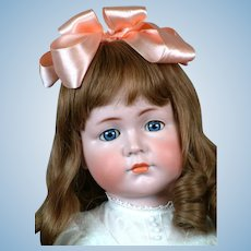 "Once in a Lifetime 27"" Kammer & Reinhardt 117 'Mein Liebling' All Antique German Character Doll"