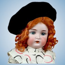 "18"" Kammer & Reinhardt 403 Antique Bisque Girl in Antique Costume"